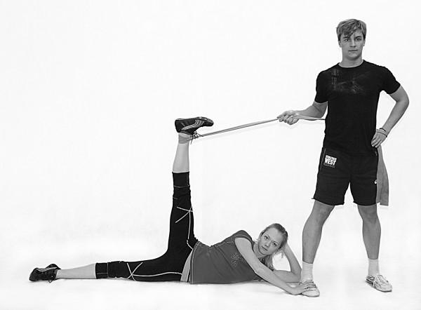 Упражнения для коленного сустава по бубновскому в