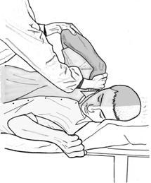 Пассивные круговые движения в плечевом суставе