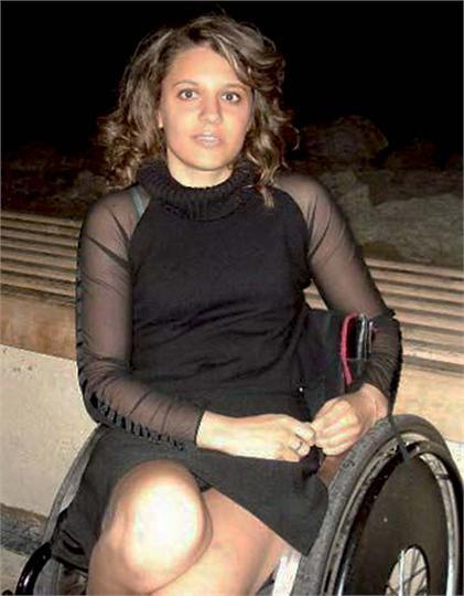Инвалид знакомства фото девушка