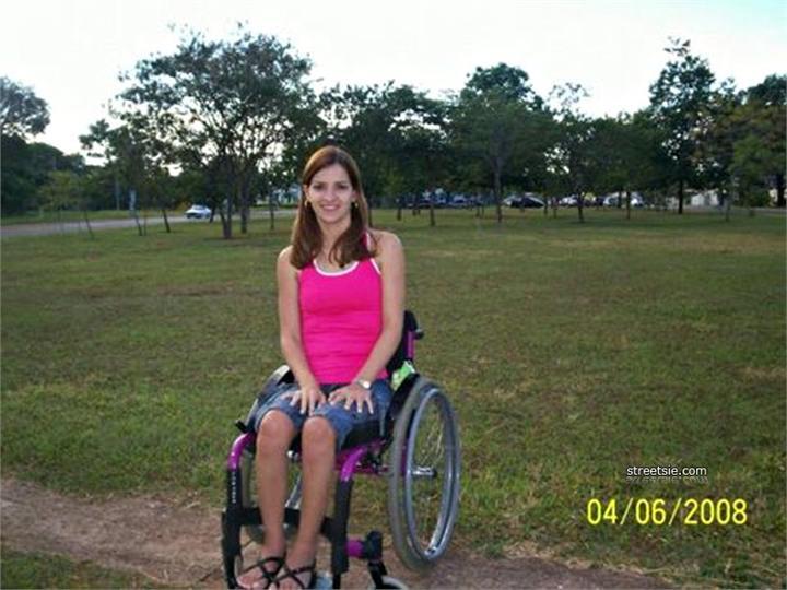 Девушка Инвалид Знакомство