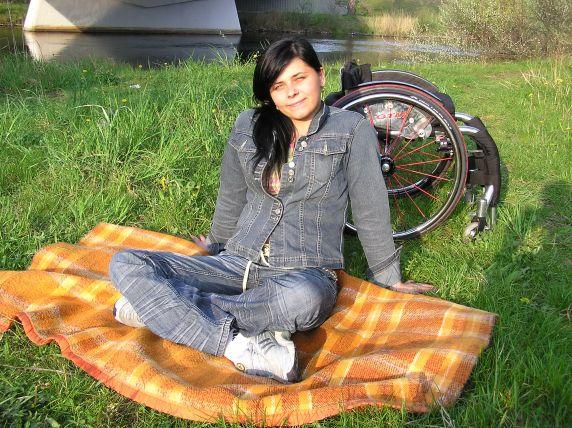 Девушка инвалид знакомства фото