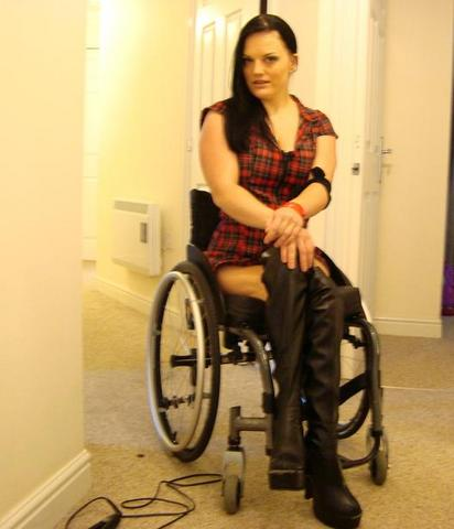 Ноги нет знакомства инвалид я