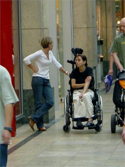 paraplegic dating service