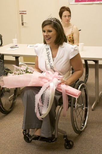 Hot disabled girls — pic 13